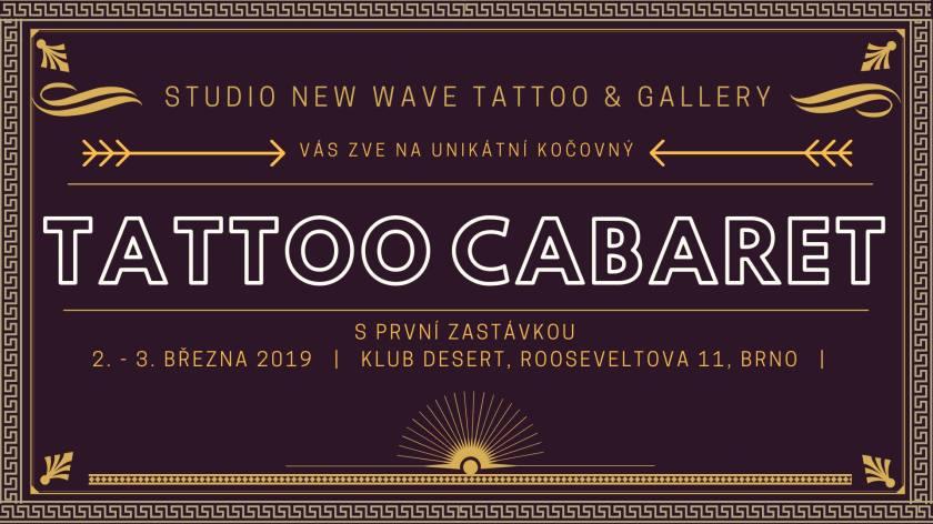Tattoo Cabaret No. 1