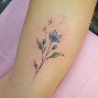 Tetováno strojkem